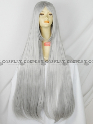 Grey Wig (Long Straight CF06)