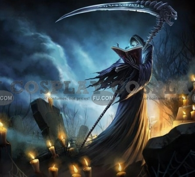 Grim Reaper Karthus Cosplay from League of Legends