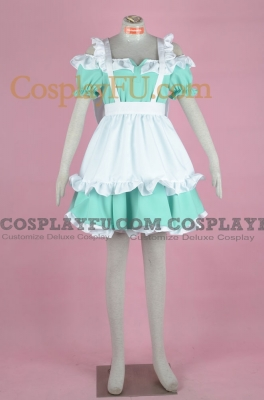 Gumi Cosplay (Eat Me) from Vocaloid