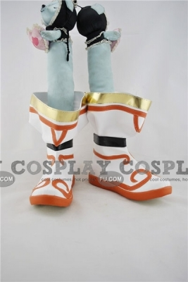 Gunner Shoes (B381) from Dungeon Fighter Online