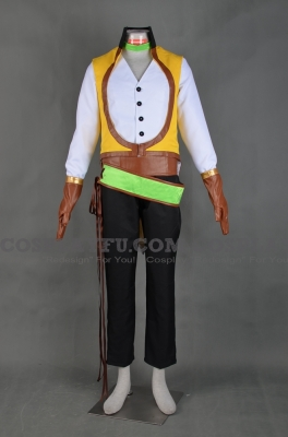 Cecil Costume from Tales of the Abyss