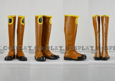 Guy Shoes (A306) from Tales of the Abyss