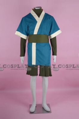 Haku Cosplay (1-586) from Naruto