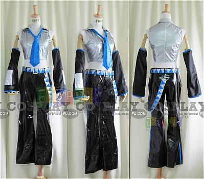 Haku Cosplay Costume from Vocaloid