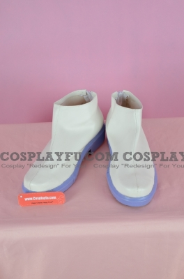 Haku Shoes (D027) from Vocaloid