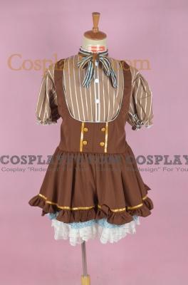 Hanayo Cosplay (UR,Lolita) from Love Live!