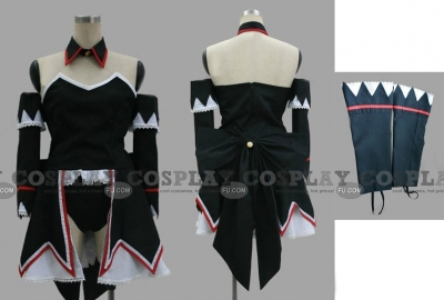 Hanyu Cosplay (Maid) from When They Cry