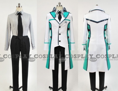 Hanzo Cosplay from The Irregular at Magic High School