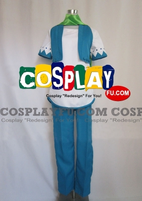 Happy Costume from Fairy Tail