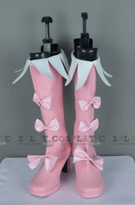 Harime Shoes from Kill la Kill