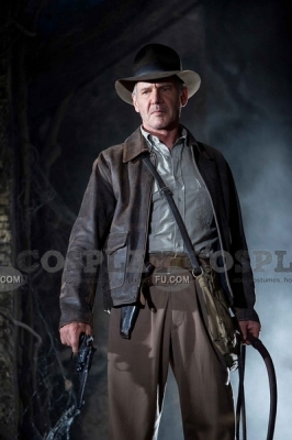 Harrison Cosplay from Indiana Jones