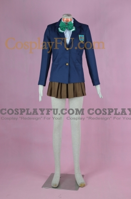 Haruka Costume (Female Uniform) from Free