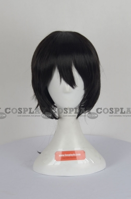 Haruka Wig (Black) from Kagerou Project