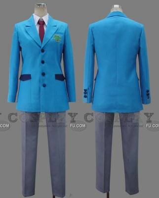 Haruto Cosplay from Valvrave the Liberator