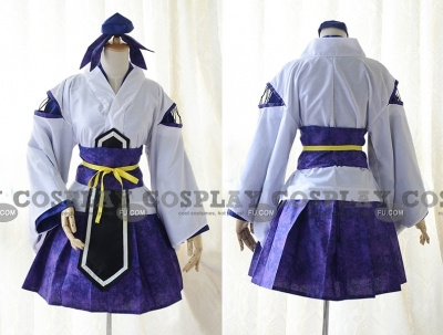 Hatate Cosplay (Kimono,2nd) from Touhou Project