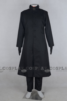 Hei Cosplay (Black Version) from Darker than BLACK