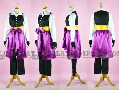 Heisuke Cosplay from Hakuouki