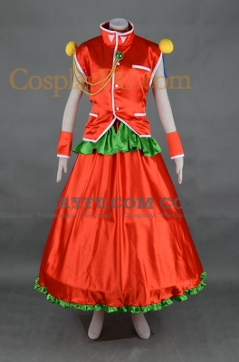 Himemiya Cosplay from Revolutionary Girl Utena