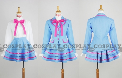 Hibiki Cosplay from Suite PreCure