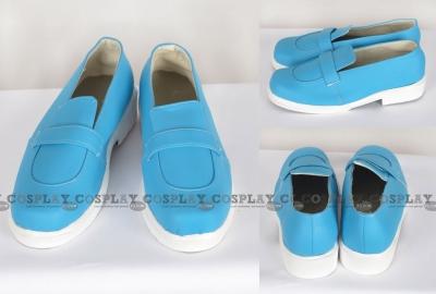 Hibiki Shoes (B507) from Shin Megami Tensei Devil Survivor 2