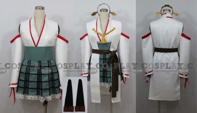 Hiei Cosplay from Kantai Collection