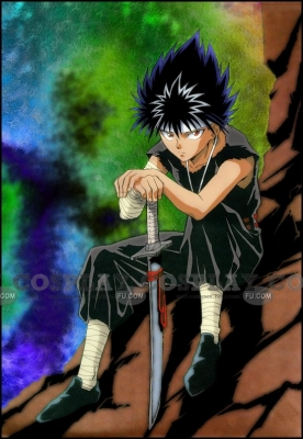 Hiei Cosplay from YuYu Hakusho