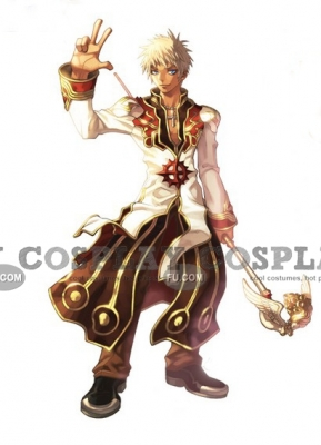 High Priest Cosplay (Male) from Ragnarok Online