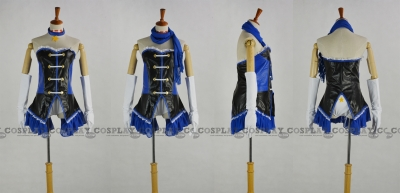 Hikari Cosplay (Blue Version) from Mawaru Penguindrum