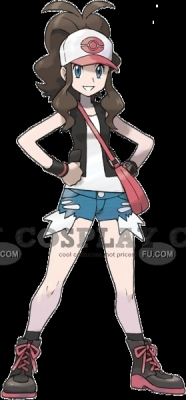 Hilda Shoes from Pokemon Black and White