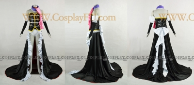 Himari Cosplay (Crystal Princess) from Mawaru Penguindrum