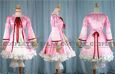 Hinaichigo Cosplay Costume from Rozen Maiden