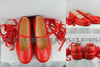 Hinaichigo Cosplay Shoes from Rozen Maiden