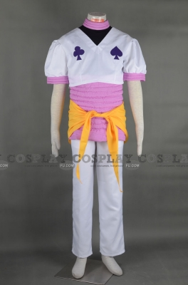 Hisoka Cosplay from Hunter X Hunter