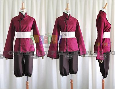 Hong Kong Cosplay Costume 2nd from Axis Powers Hetalia