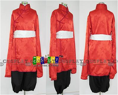 Hong Kong Cosplay Costume from Axis Power Hetalia