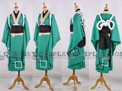 Honjo Cosplay from Rurouni Kenshin