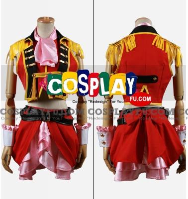 Honoka Cosplay (Dancing stars on me) from Love Live!