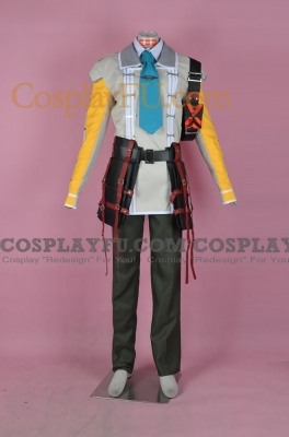 Hope Cosplay from Final Fantasy
