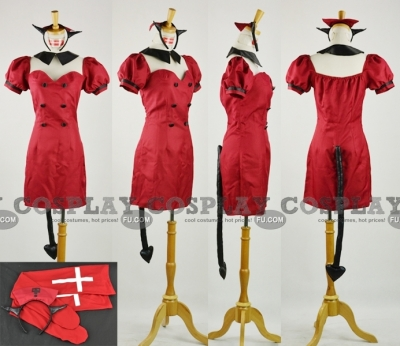 Hungary Costume (Halloween) from Axis Powers Hetalia