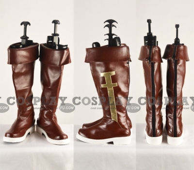 Hungary Shoes (B286) from Axis Powers Hetalia