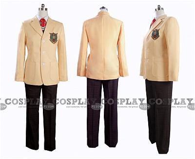 Prince of Tennis Uniform (Hyotei Uniform) from Prince of Tennis