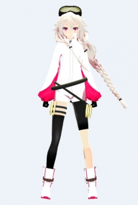IA Cosplay (Setsuna Drive) from Vocaloid