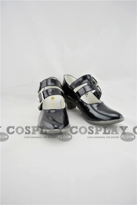 Ibara Shoes (C381) from Zone 00