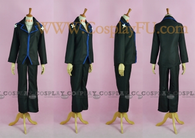 Ikuto Cosplay from Shugo Chara