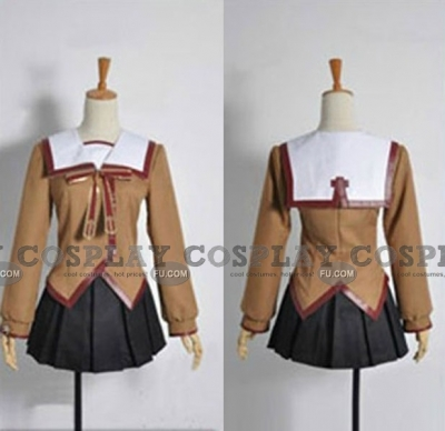 Illyasviel Cosplay (Uniform) from Fate kaleid liner Prisma Illya