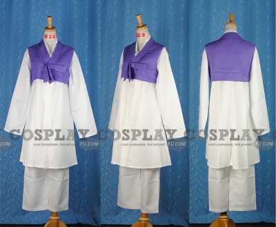 Korea Cosplay from Axis Powers Hetalia