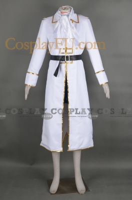 Imai Cosplay from Gin Tama