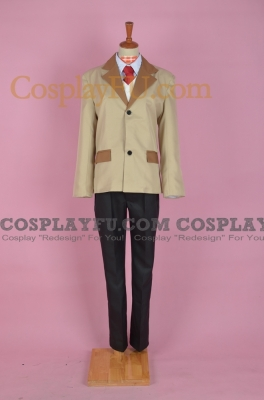 Inaho Cosplay from Aldnoah.Zero