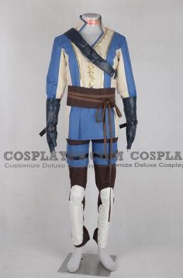 Inigo Cosplay from Fire Emblem Awakening