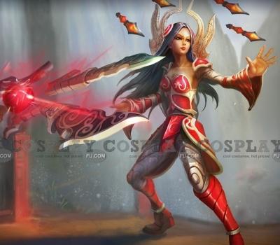 Irelia Cosplay from League of Legends